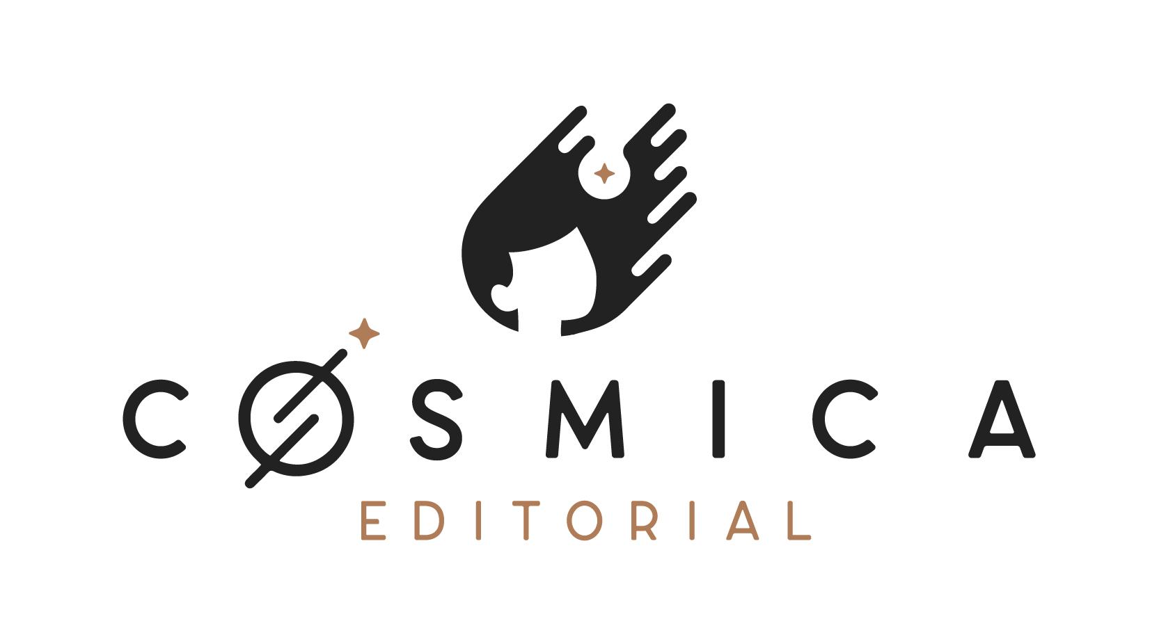 Cósmica Editorial-Editorial de cómics con los que explorar el cosmos